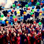 İzmit Okul Mezuniyet Balon Süsleme